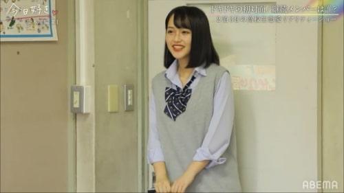 今日好き第29弾「今日、好きになりました。金木犀編メンバーの西綾乃/にしあやの