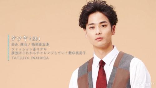 ドラ恋3の岩永達也(いわながたつや)